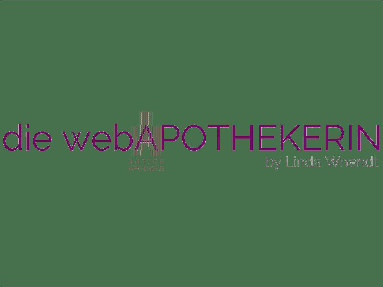 Logo der web Apohtekerin
