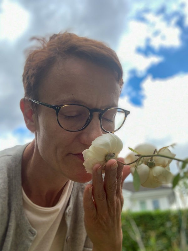Frau Eich und die Rose